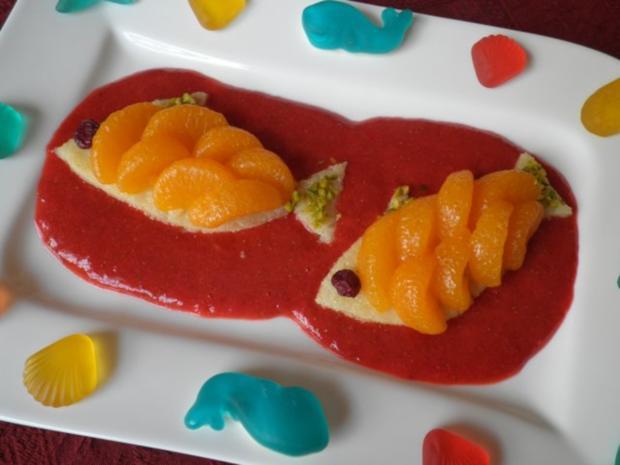 Rezepte für Kinder 11 : Goldfische im roten Meer ... - Rezept - Bild Nr. 2