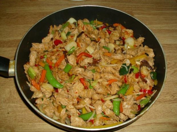 Thai Sojageschnetzeltes - Rezept