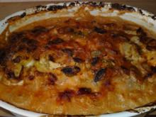 Ofenschnitzel nach Jägerart - Rezept