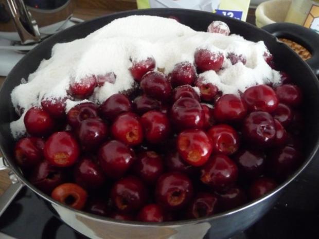 Marmelade : Kirschmarmelade - Rezept - Bild Nr. 5
