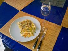Quiche: Knusprig-pikante Gemüse-Quiche - Rezept