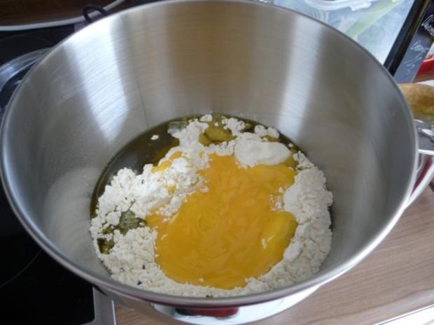 Kuchen : Das große Hasenschlachten - Rezept - Bild Nr. 2