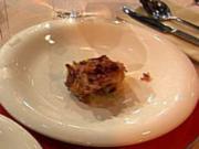 Zanderfilet im Kartoffelmantel mit Spitzkohl (Vera Int-Veen) - Rezept