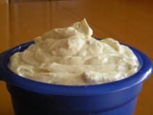 Bratzkartoffeln  frisch und Tzatziki - Rezept