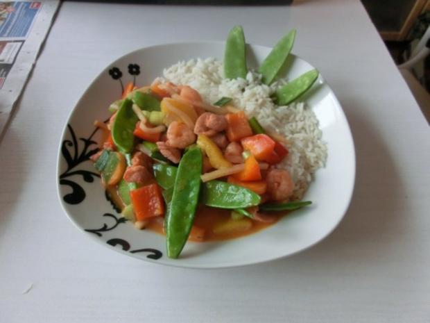 Thailändische Wok Pfanne - Rezept - Bild Nr. 10
