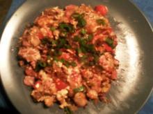 Nightcookers Reste-Omelett - Rezept