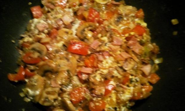 Nightcookers Reste-Omelett - Rezept - Bild Nr. 6