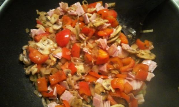 Nightcookers Reste-Omelett - Rezept - Bild Nr. 5