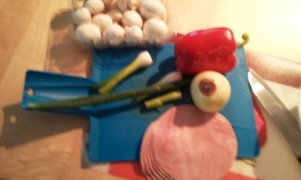 Nightcookers Reste-Omelett - Rezept - Bild Nr. 2