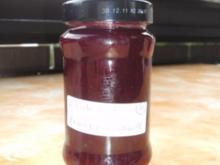 Kirsch-Limetten-Vanille-Konfitüre - Rezept