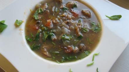 Suppe - Rezept