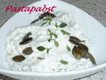 Kürbiskern-Kräuterquark - Rezept