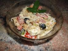 Krautsalat mit Feta - Rezept