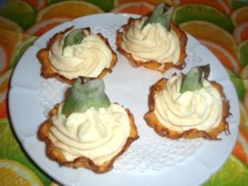 Dessert: Pina-Colada-Mousse - Rezept