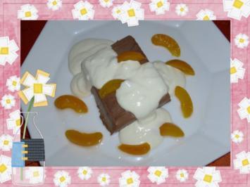 Marshmallow-Eiscreme - Rezept