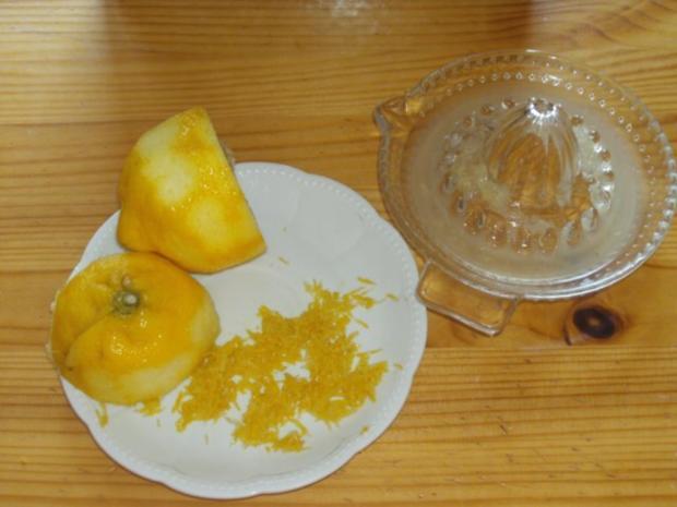 backen / Kuchen: Zitronenboden - Rezept - Bild Nr. 2