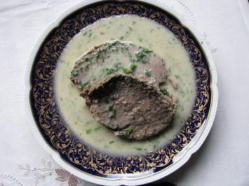 Soßen: Dillsoße zu Tafelspitz und böhmischen Dalken - Rezept