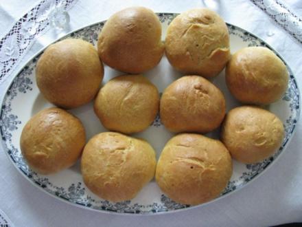 Beilagen: Böhmische Dalken - Rezept