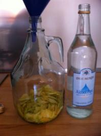 Limoncello - Rezept