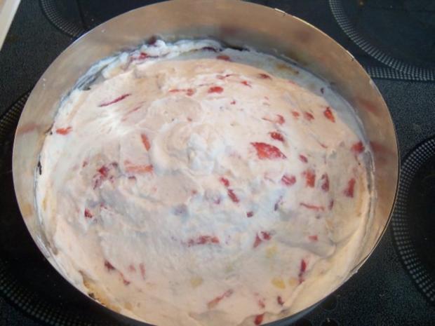 Raffaello-Erdbeer Torte - Rezept - Bild Nr. 9