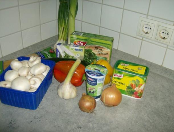 Gemüsenudeln - Rezept - Bild Nr. 2