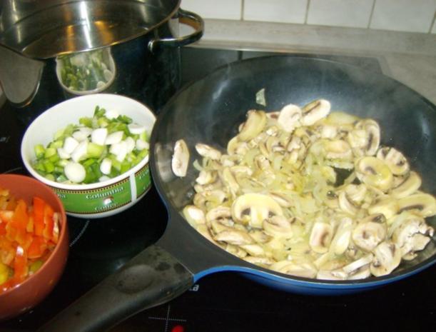 Gemüsenudeln - Rezept - Bild Nr. 3