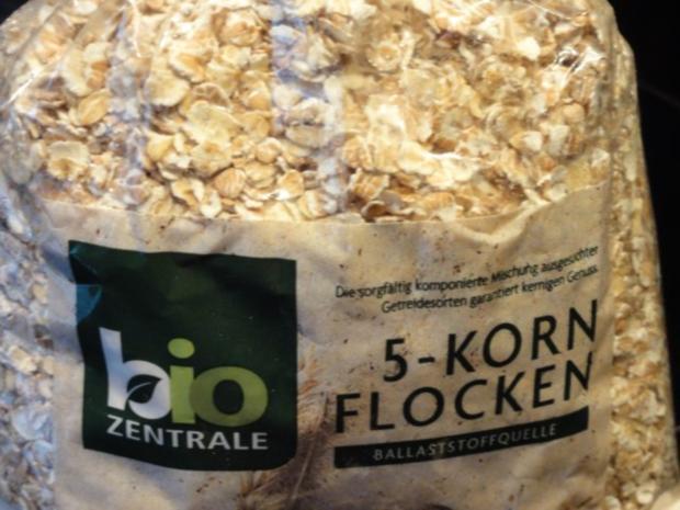 Brot:  VOLLKORN - HAFERFLOCKEN - Rezept - Bild Nr. 4