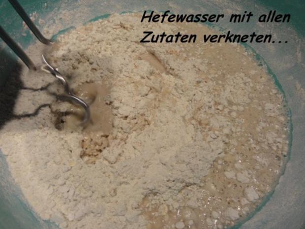 Brot:  VOLLKORN - HAFERFLOCKEN - Rezept - Bild Nr. 6