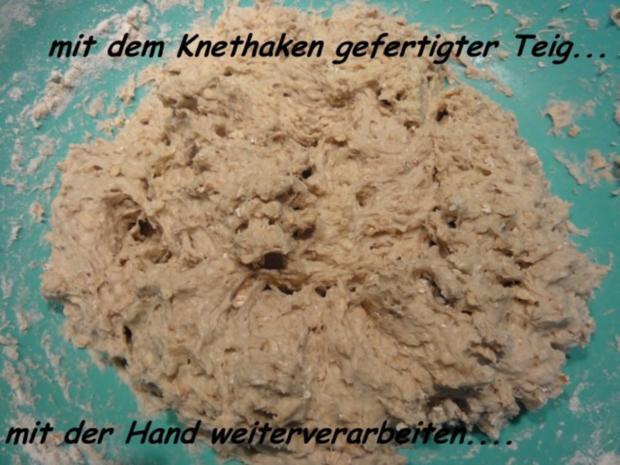 Brot:  VOLLKORN - HAFERFLOCKEN - Rezept - Bild Nr. 7