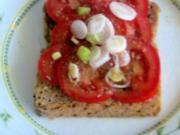 Tomatenbrot - Rezept