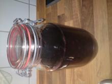 Kirschlikör - Rezept