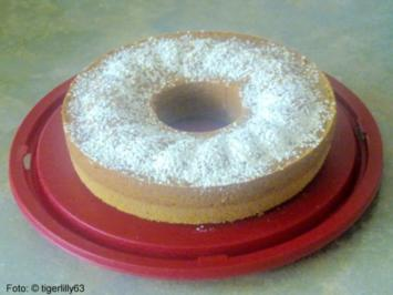 Joghurt-Kuchen - Rezept