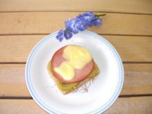 Snack: Toast mit Kiwi - Rezept