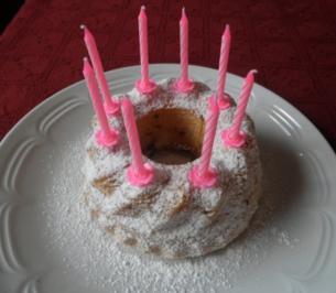 Geburtstagskuchen ... - Rezept
