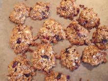 Körner-Kekse - Rezept
