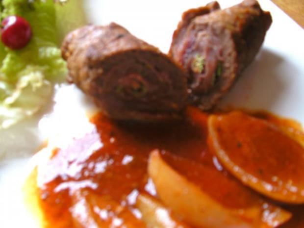 Saltimbocca nach Sascha's Art - Rezept