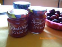 Konfitüre & Co: Kirsch-Stachelbeer-Konfitüre - Rezept