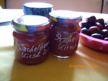 Rezept: Konfitüre & Co: Kirsch-Stachelbeer-Konfitüre