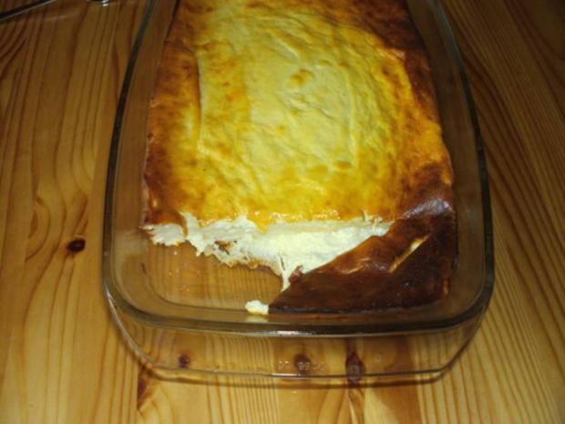 Hauptspeise: Käsekuchen zu Mittag - Rezept - Bild Nr. 2