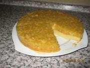Einfach Ein Lecker Apfel Kuchen - Rezept