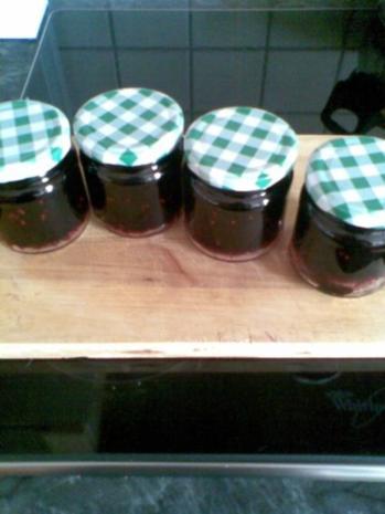Maulbeermarmelade - Rezept - Bild Nr. 3