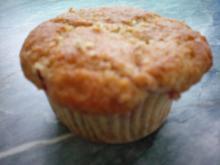 Muffin - Johannisbeere - Rezept