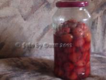 Dunstkirschen, Dunstpflaumen, Dunstmirabellen und Dunstaprikosen - Rezept