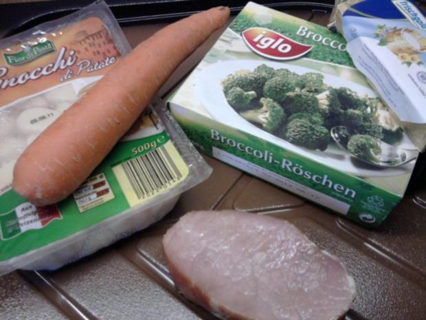 Gnocchi-Gemüse-Pfanne - Rezept - Bild Nr. 2