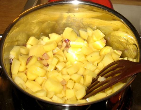 Eintopf - Strohleim ... oder Sauerkraut unnergekocht - Rezept - Bild Nr. 4