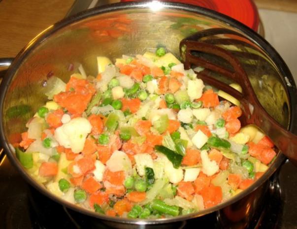 Eintopf - Strohleim ... oder Sauerkraut unnergekocht - Rezept - Bild Nr. 5