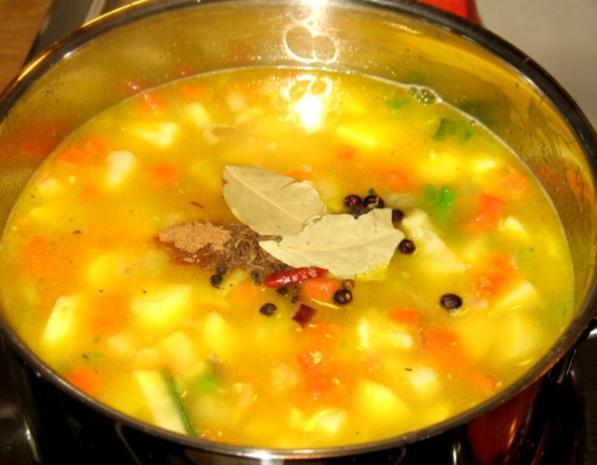 Eintopf - Strohleim ... oder Sauerkraut unnergekocht - Rezept - Bild Nr. 6