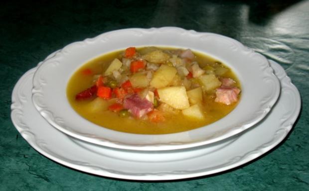 Eintopf - Strohleim ... oder Sauerkraut unnergekocht - Rezept - Bild Nr. 9