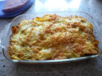 Filettopf mit Kartoffelkruste - Rezept