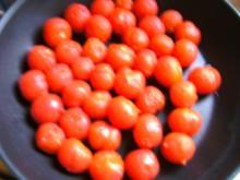 Tomaten-Zwiebel Pfanne - Rezept